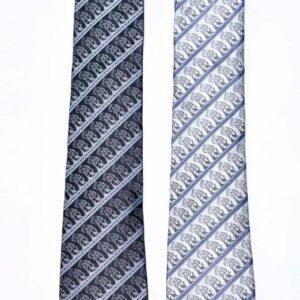 King Tigran silk neck tie