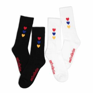 Hearts of Armenia socks by anetscollection