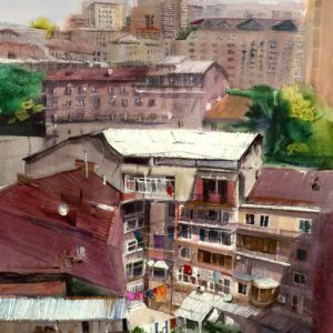Cityscape by Karishok
