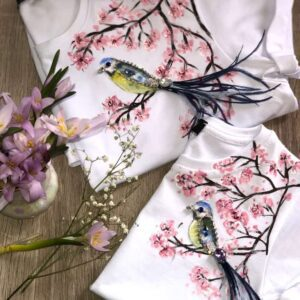 T-SHIRT SPRING BY BYMIA