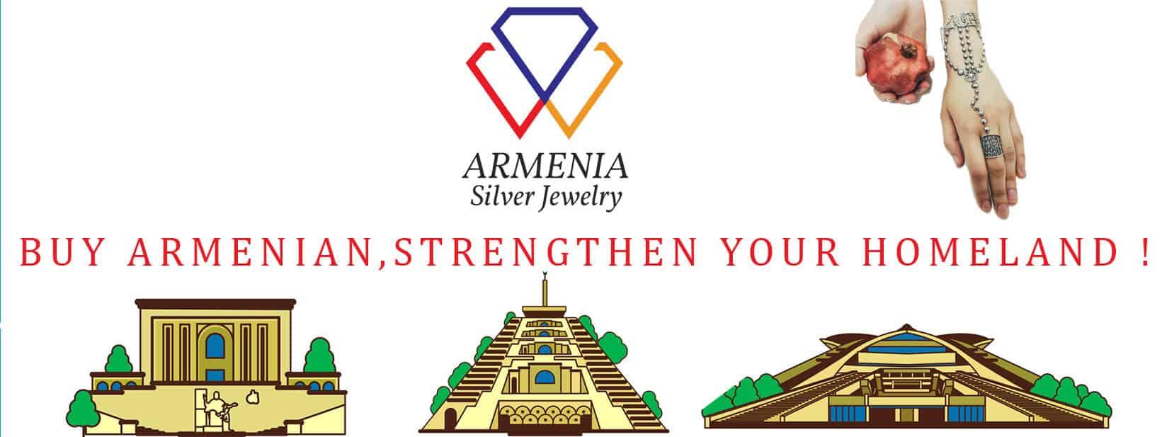 Armenia Silver Jewelry