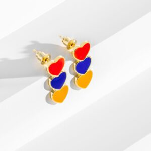Hearts of Armenia Earrings