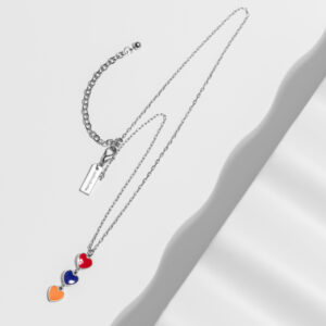 Hearts of Armenia silver Necklace by Anet's Collection
